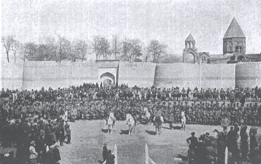 Armenian 3rd Battalion November 1914