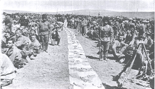 4th Armenian Battalion 1914 (before WW1)